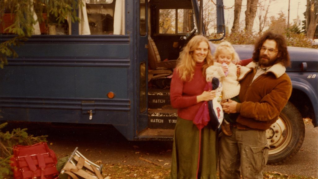 Hippie Family Values - Kate, Peter, child